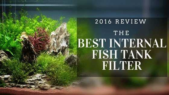 BEST INTERNAL FISH TANK FILTER