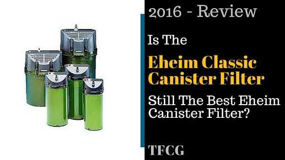 The Eheim Classic Review