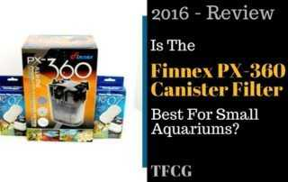 Finnex PX-360 Review - The Best For Small Aquariums