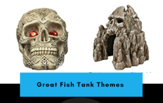 21 Cool Skull Fish Tank Decor, Accessories & Ornament Ideas