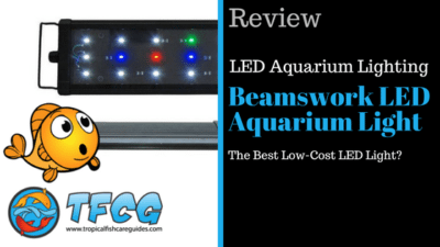 LED Aquarium Lighting Reviews- The Beamswork LED Aquarium Light