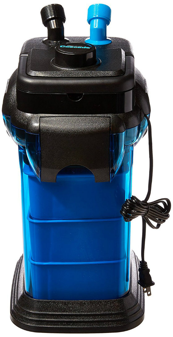 Best canister filter - cascade 1000 canister filter