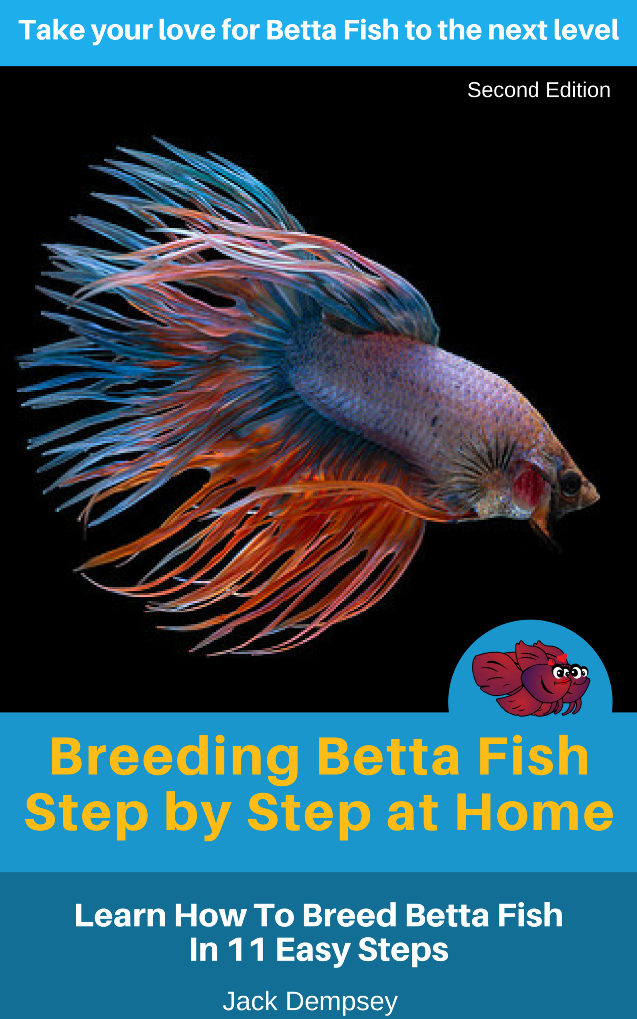 Breeding Betta Fish Step by Step at Home Cover
