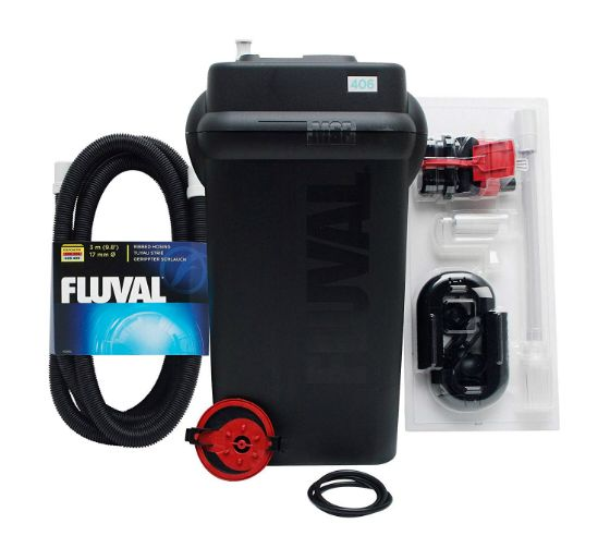 Fluval 406 Review - Unboxing