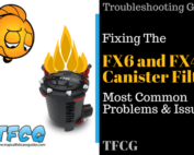 Ultimate Guide to Fixing the Most Common Fluval FX6 Problems