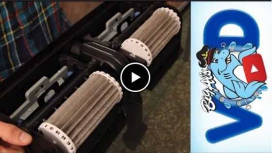 Marineland Penguin Power Filter Video