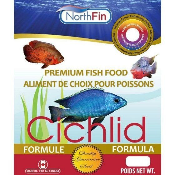 Northfin Cichlid Food
