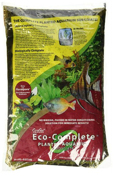 Substrate For Planted Tank - Carib Sea Eco