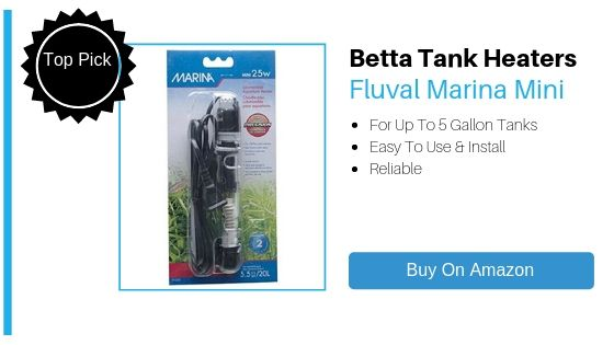 Betta Heater_ Fluval Marina Mini Submersible Heater for Aquarium