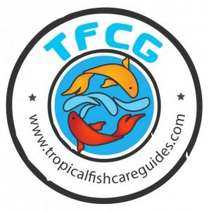 Tropical Fish Care Badge Logo
