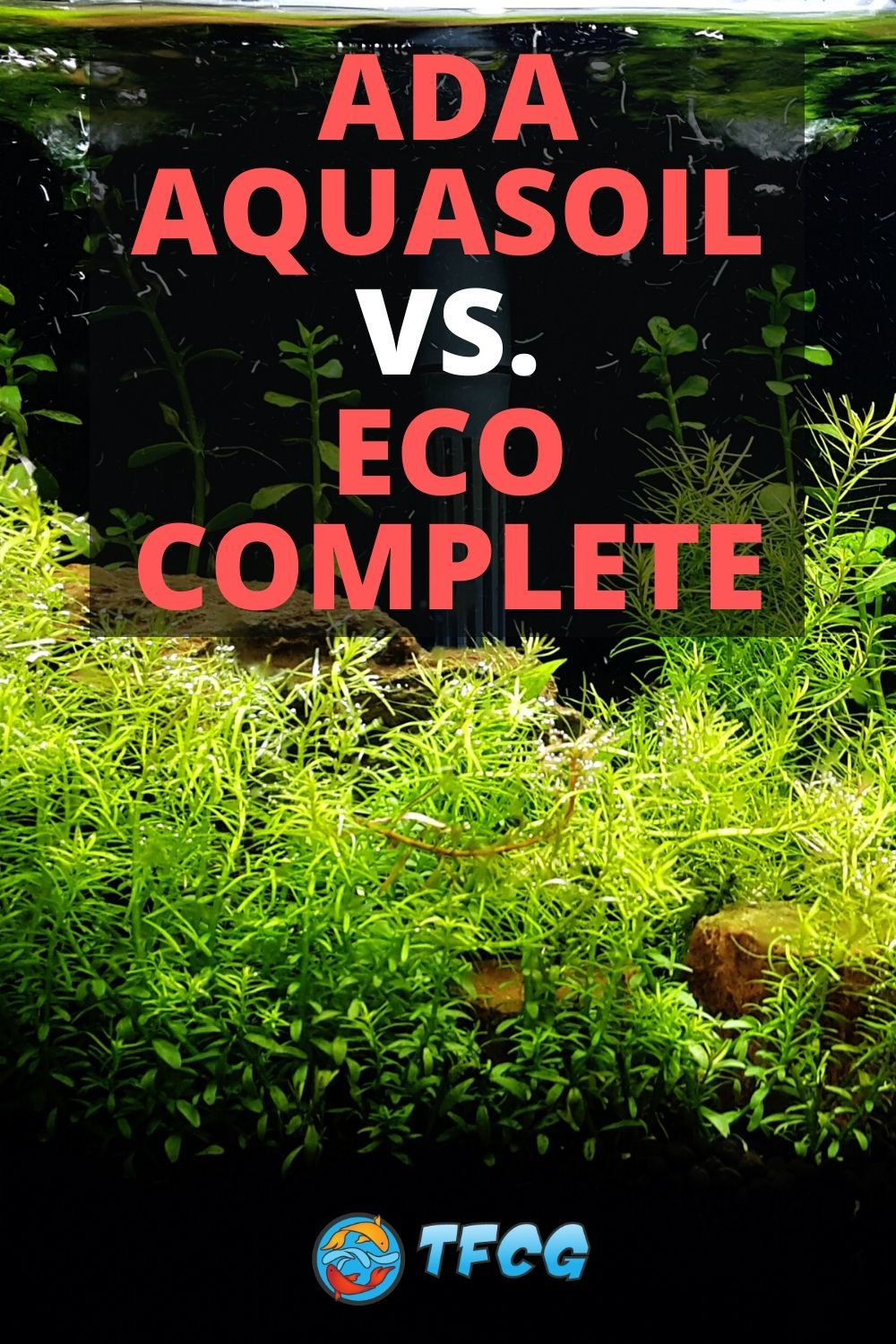 ADA Aquasoil vs. Eco Complete